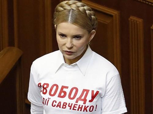 Тимошенко провалилась на местных выборах