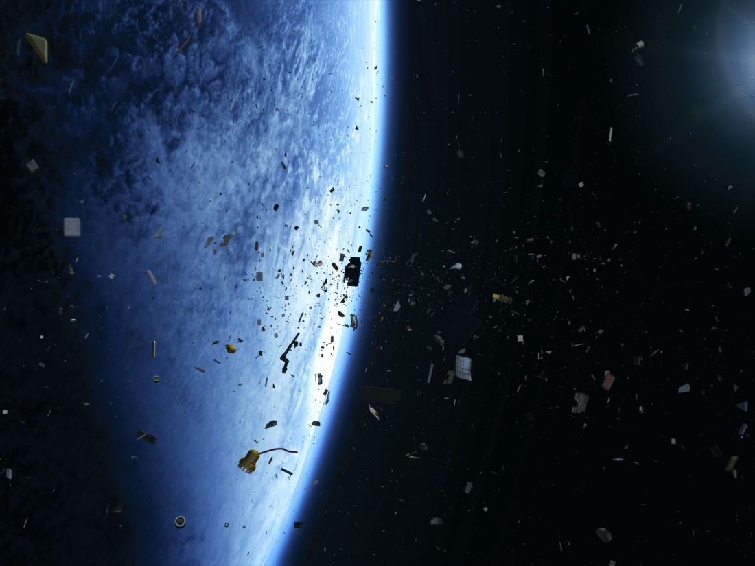 NASA назвало Российскую Федерацию лидером позагрязнению околоземной орбиты