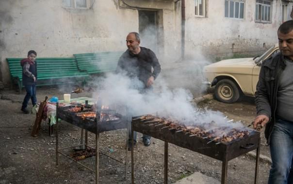 Жареное мясо провоцирует рак почек