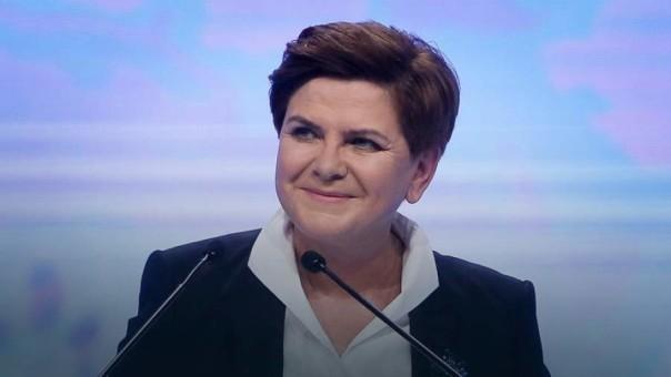 Премьером Польши официально стала Беата Шидло