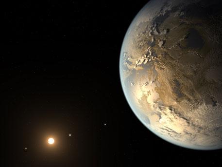 Ученые отыскали близкую планету, подобную наЗемлю