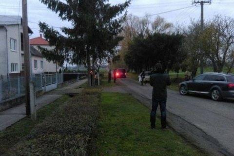 Наборту украинского вертолета, разбившегося вСловакии, находились 2 жителей Украины— Госпогранслужбы
