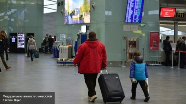 Неменее 40 тонн багажа русских туристов доставлено изЕгипта воВнуково
