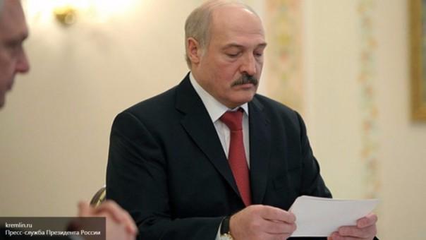ЕC остановил санкции против Лукашенко иего сыновей