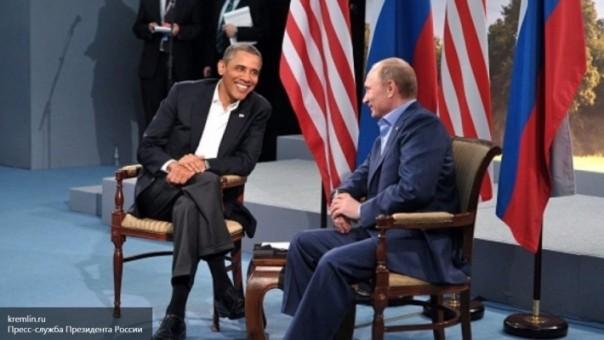 Белый дом неисключает общения Обамы и В. Путина наG20