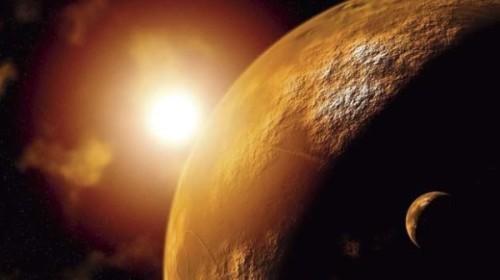 НАСА: солнечный ветер против марсианской атмосферы