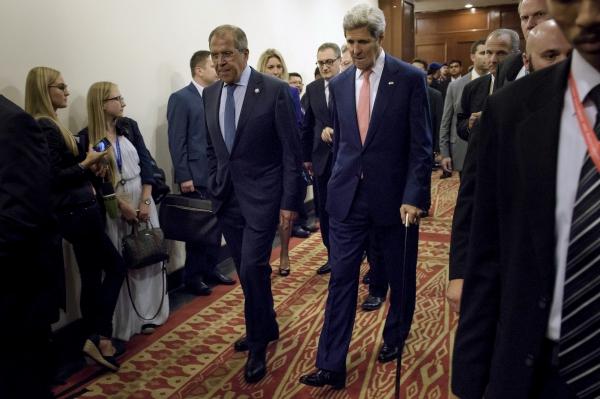 Саудовская Аравия сообщила Российской Федерации список террористов вСирии