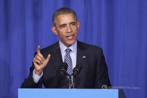 Обама нагод продлил санкции вотношении Ирана