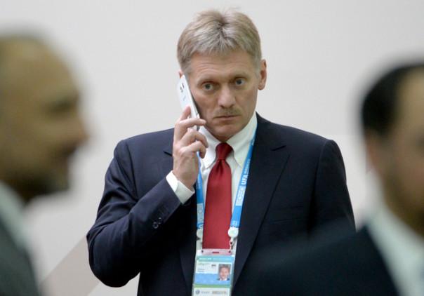 Песков прокомментировал видео ИГИЛ с опасностями вадрес Российской Федерации