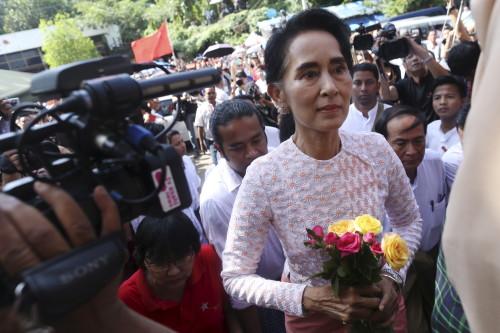 Мьянма: Лидер НЛД призывает власти к«национальному примирению»