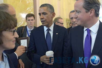 Обама непланировал проводить встречу сПутиным наG20