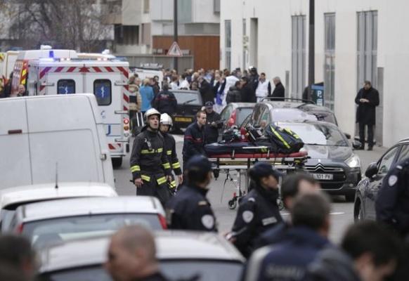ИГберет насебя ответственность затеракты встолице франции