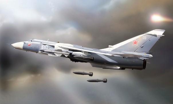 ВКС уничтожили полевой лагерь группировки «Джебхат ан-Нусра» вСирии