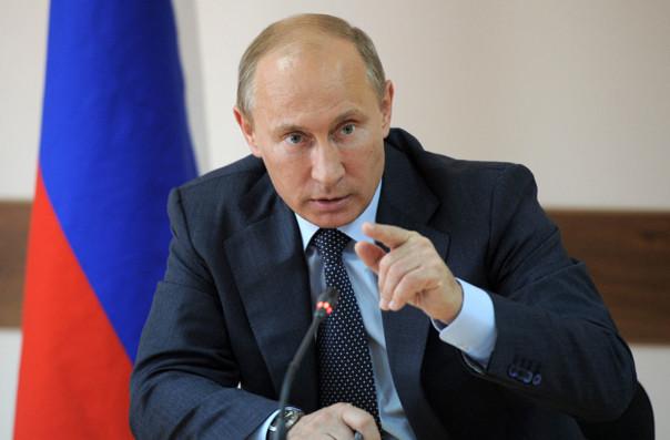 Путин обратится к Федеральному собранию в декабре