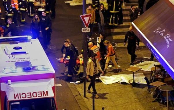 Парижский смертник просил обубежище