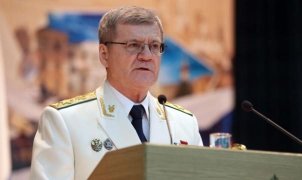 ФБК достигает исключения Чайки измеждународной ассоциации прокуроров