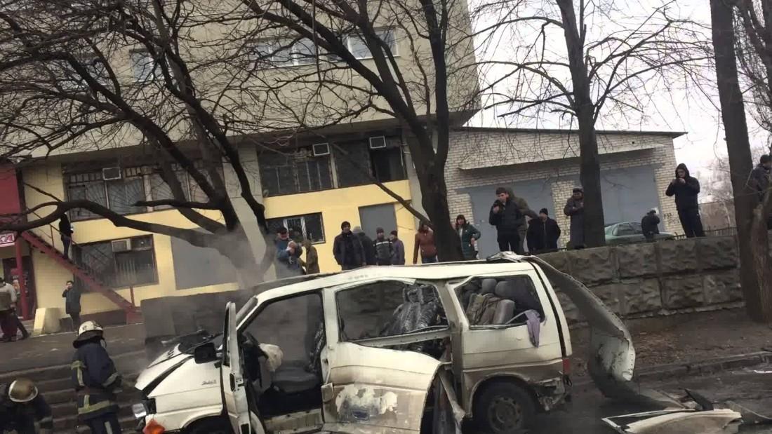 Лидер местных казаков убит попути насвою свадьбу— Теракт вЛНР