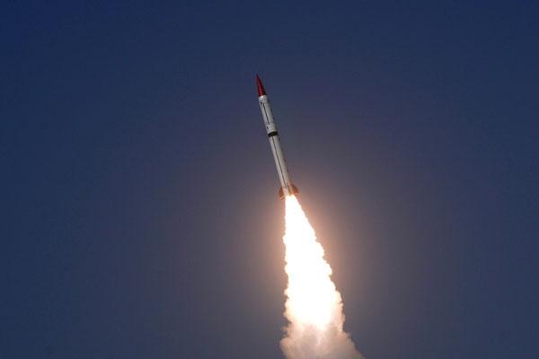 США предпримут ответные меры после тестирования баллистической ракеты Ираном