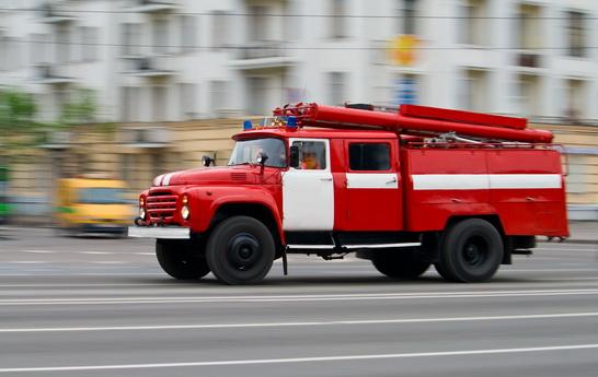 Девушка сгорела впожаре вТЦ «Сити» вКалининграде