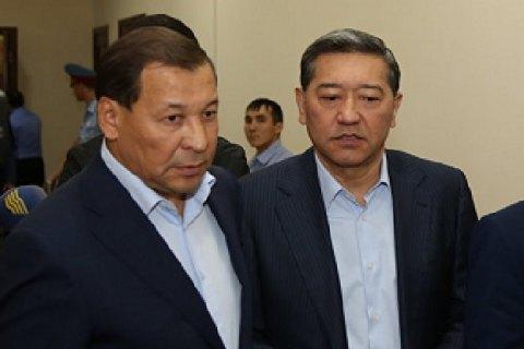 Прежний казахский премьер получил 10 лет сконфискацией