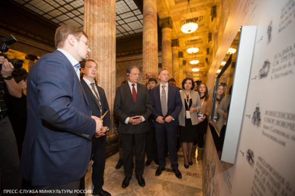 Мединский: Минкультуры отрабатывает план расширения площадей Этнографического музея