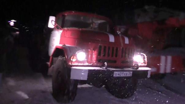 Пожар вдиспансере под Воронежем: Возбуждено уголовное дело