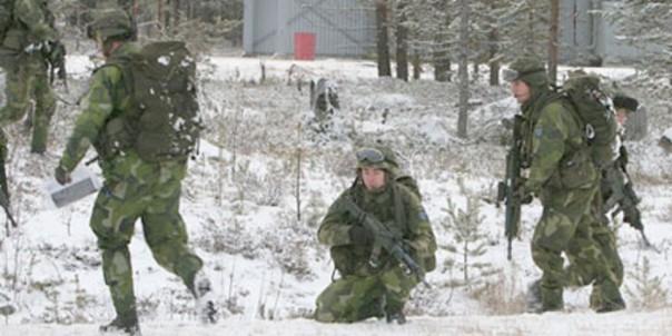 Воздушное пространство Финляндии сегодня нарушил вертолет