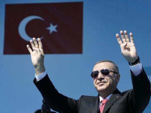 Эрдоган: Овыводе турецких войск изИрака неможет быть иречи