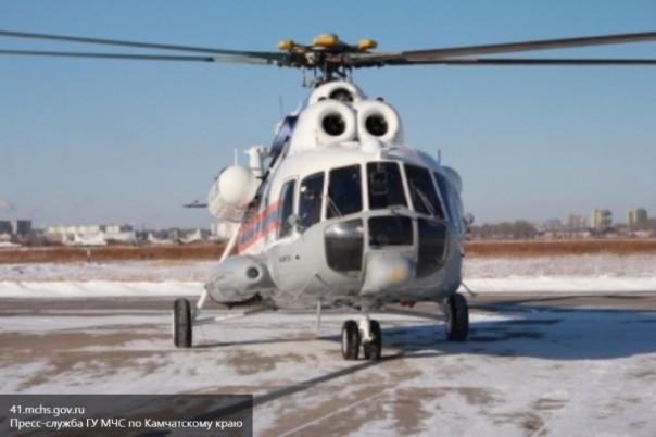 Шестнадцать пострадавших при крушении вертолета Ми-8 наКамчатке остаются в клиниках