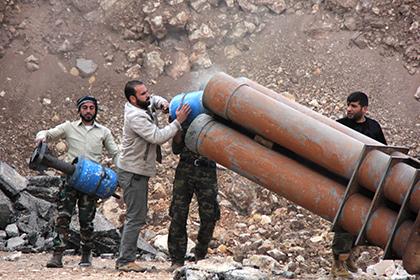 ГенштабРФ подтвердил сообщения опоставках оружия Свободной сирийской армии