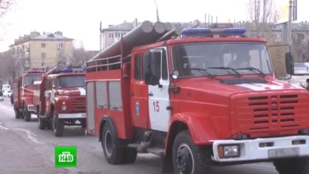 В РФ учебная ракета угодила в дом