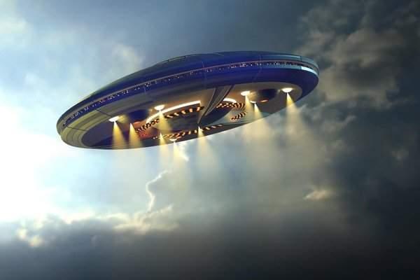Английские пилоты увидели НЛО над Ирландией