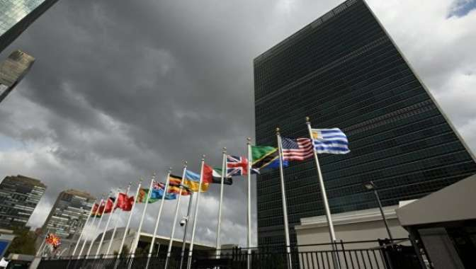Резолюцию ООН против героизации нацизма отвергли только США иУкраина