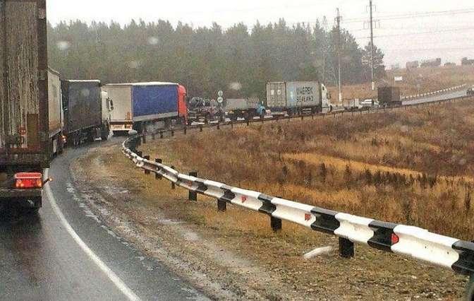 4 человека пострадали вДТП с грузовым автомобилем вСаратовской области