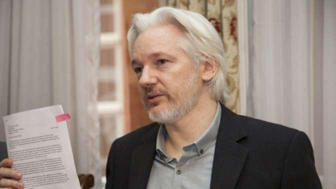 Минюст США собирается предъявить обвинения Ассанжу