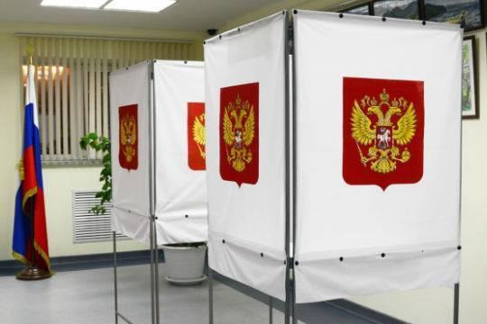 Навыборах руководителя Хакасии начался подсчет голосов