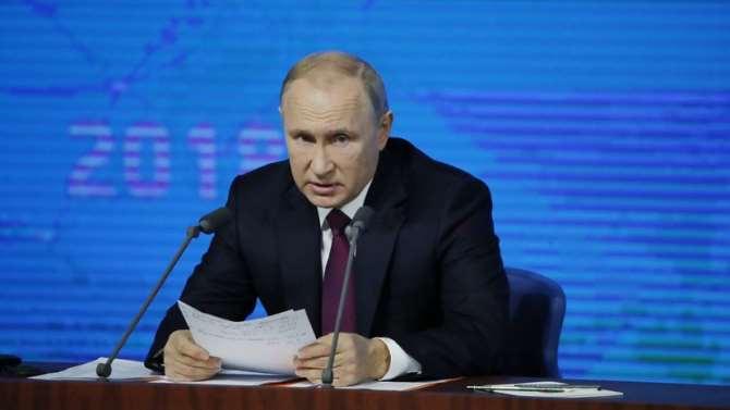 Из-за санкций Запад потерял рынок России — Путин