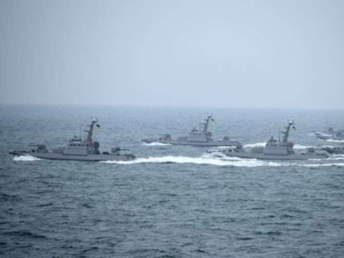 Украина направила для патрулирования Азовского моря новый катер