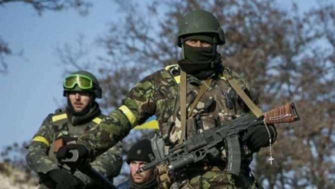 Украинские военные разгромили пансионат награнице сКрымом
