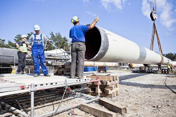 «Нафтогаз» обвинил «Северный поток» впадении объемов транзита газа