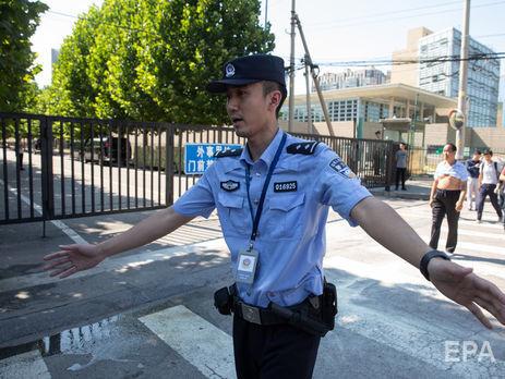 Мужчина направил автобус втолпу пешеходов вКитайской республике, пятеро погибли