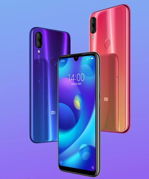 Xiaomi представила молодёжный смартфон MiPlay