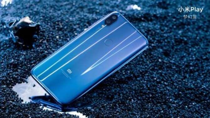 Пёстрый смартфон Xiaomi MiPlay стоит $160