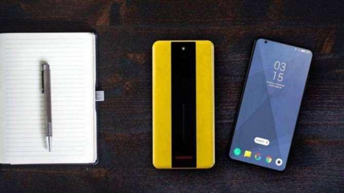 Так может выглядеть флагманский смартфон Xiaomi MiMix 4