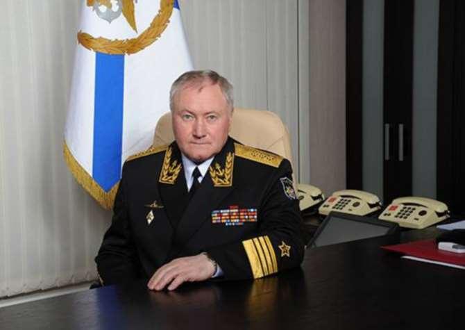 Главком ВМФ объявил онаращивании уграниц РФ вооружений США