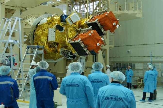 Ракету «Союз-2» установили настартовой площадке космодрома Восточный