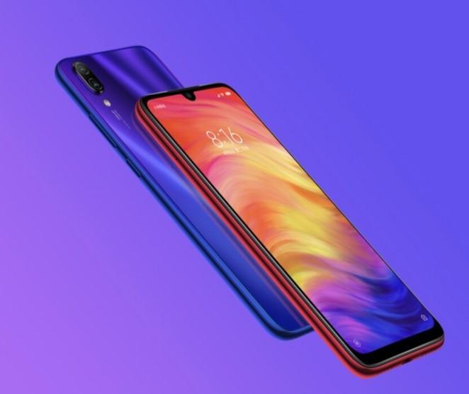 Xiaomi представила новый смартфон Redmi Note 7