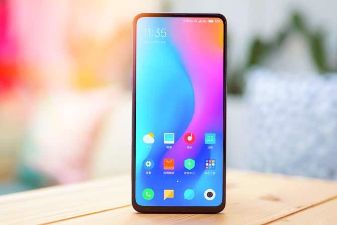 Xiaomi показала первое официальное изображение Mi9
