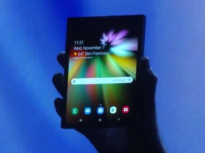 Дизайн Galaxy S10 иS10+ рассекречен ранее времени