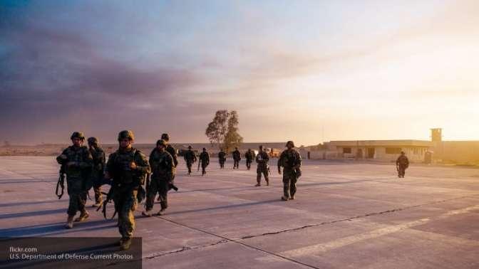 США иИрак договорились обусловиях вывода американских войск изСирии
